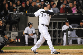 Chicago White Sox 1B/OF Adam Dunn