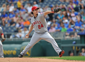 Dan Haren boosts an already potent starting rotation.