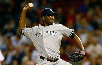 Rafael Soriano gives the Washington Nationals three closer-caliber relievers.