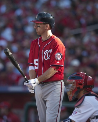 Adam LaRoche is a key component of the Nationals' machine.