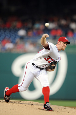 Stephen Strasburg will be under no inngs limit in 2013.