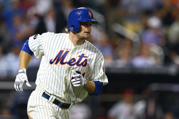 Lucas Duda has power, but is he really an outfielder?