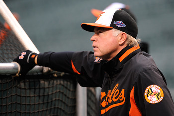 Buck Showalter has the Orioles contending earlier than anyone expected.