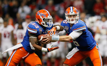 The Gators were too one-dimensional on offense