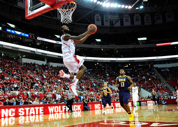 C.J. Leslie is a huge reason the Wolfpack are back in the national picture.