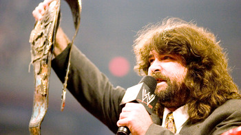 WWE Hardcore Title Was Influenced By Foley's Time Outside WWE and WCW (Image Obtained From WWE.com)
