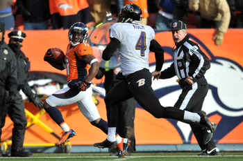 Baltimore's special teams were not special what-so-ever against Denver on Saturday.