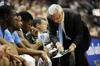 Roy Williams' bunch has underachieved thus far.