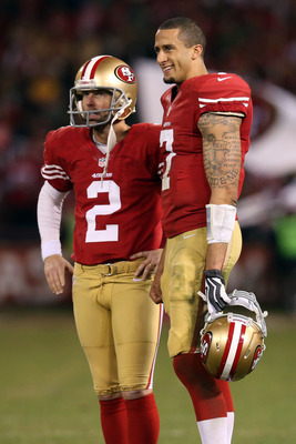 The only way Akers would've been the goat in this game is if he took a pipe to Kaepernick's leg.