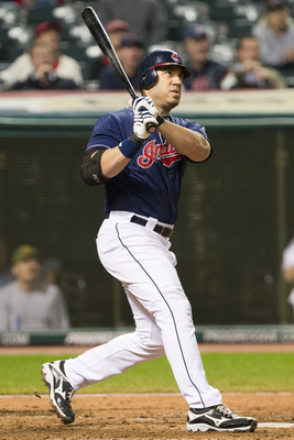 Could Travis Hafner be back with the Tribe in 2013?