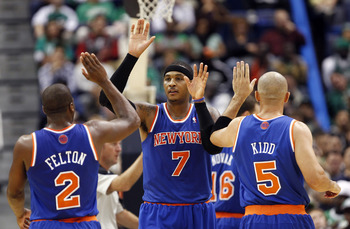 Felton, Kidd and Prigioni have ran the show beautifully for New York.