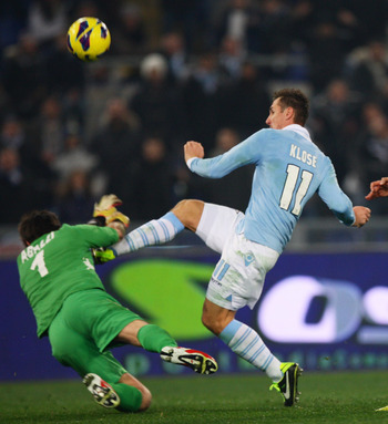 Klose keeps on scoring, but for how long?