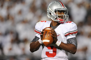 Braxton Miller will return for his junior season as one of the favorites to win the Heisman Trophy.