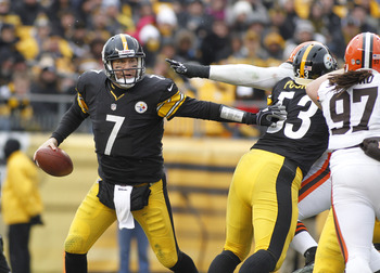 Pittsburgh needs to upgrade the backup quarterback situation behind Ben Roethlisberger.