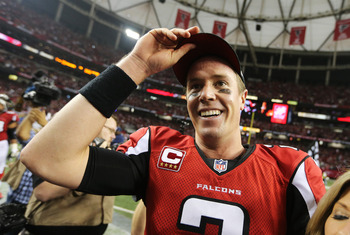 Matt Ryan proves skeptics wrong, will host NFC Championship Game