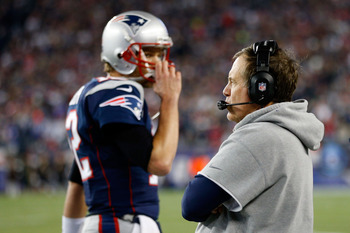 Brady and Belichick back in AFC Championship. Rinse, repeat.