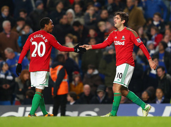 Jonathan de Guzman and Danny Graham have both impressed when called upon this season.