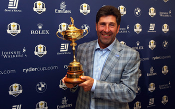 Jose Maria Olazabal has been to the Ryder Cup mountaintop.