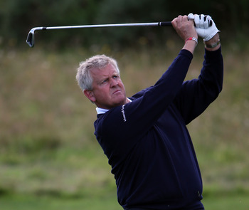 Colin Montgomerie would love to captain the 2014 Ryder Cup team.