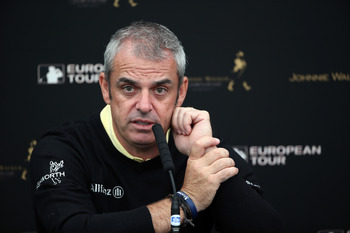 Paul McGinley is logical choice to be the 2014 Ryder Cup European captain.
