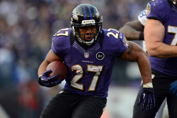 Ray Rice can give the Ravens the edge on the offensive side of things.