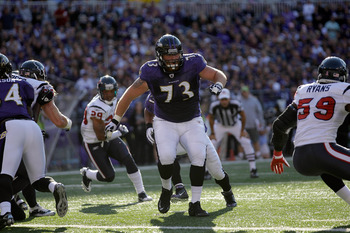 Marshal Yanda is going to play a critical role now that he is healthy.
