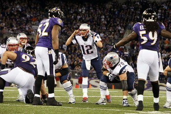 Who do you think has the edge in Ravens vs. Patriots?