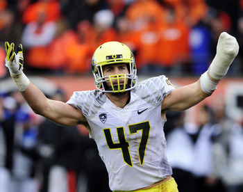 How will the Ducks replace Kiko Alonso?