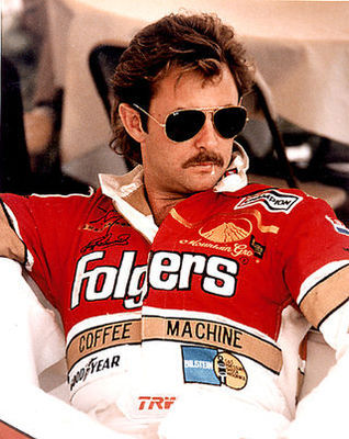 Tim Richmond's look was the epitome of badass.