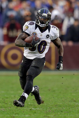 Baltimore Ravens running back Bernard Pierce