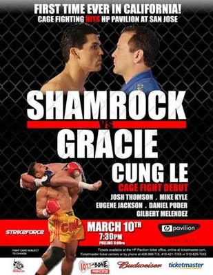 The original Strikeforce card was one of the promotion's best.