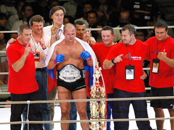 Memories of Fedor's heyday were quickly ended as he dropped fight after fight in Strikeforce.