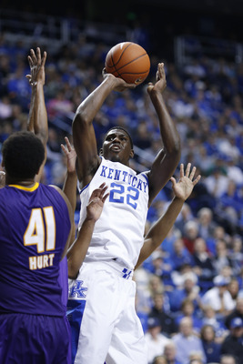Scouts who value defense will consider Poythress.