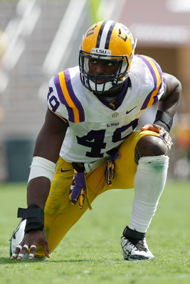 Barkevious Mingo is one of many outstanding linebacker prospects.