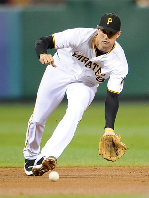 Pirates middle infielder Jordy Mercer