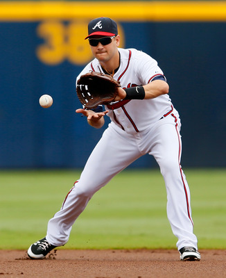 Braves SS Paul Janish