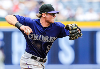 Josh Rutledge is on the verge of stardom.