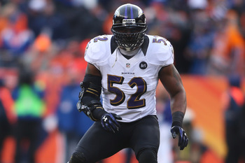 Ray Lewis is intent on leading the Baltimore Ravens to the Super Bowl in what is his final season.