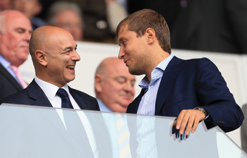 Tottenham chairman Daniel Levy's work in the January transfer window is unlikely to be over yet.