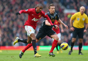 Ashley Young: Little impact