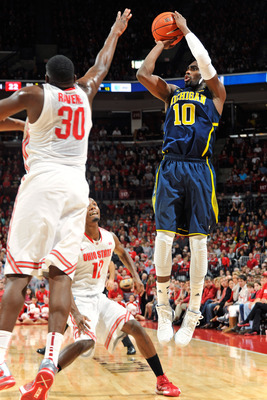 Tim Hardaway Jr. never got in rhythm shooting the basketball in the loss to Ohio State.