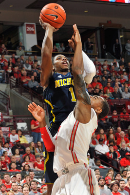 Glenn Robinson III picked the worst time to have an off night for the Wolverines.