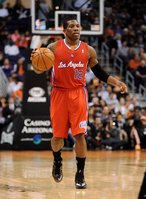 Eric Bledsoe is a candidate for the NBA's Most Improved Player award.