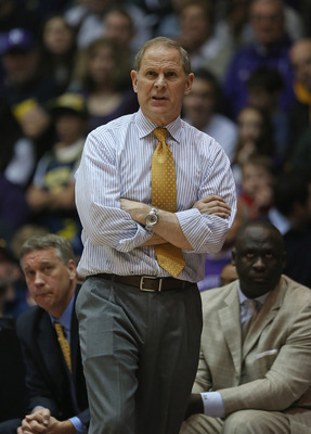There is not much more head coach John Beilein could have done to help the Wolverines to victory on Sunday.