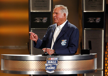 David Pearson is a member of the NASCAR Hall of Fame