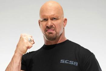 Where was Stone Cold Steve Austin? (photo credit: wwe.com)