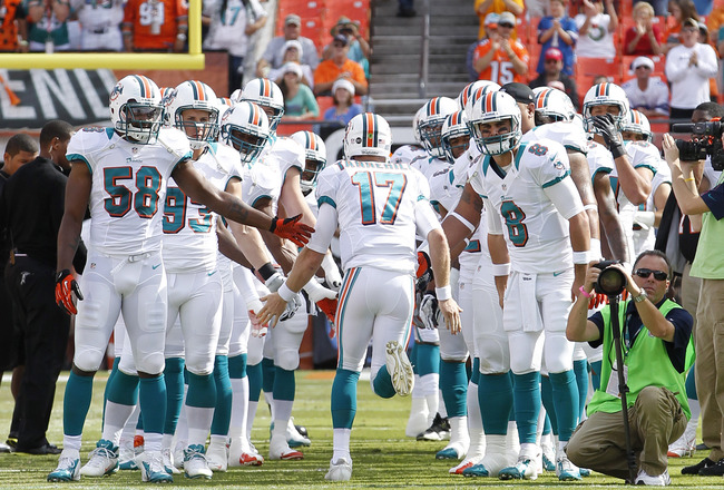 Miami Dolphins Most Overrated Team In NFL