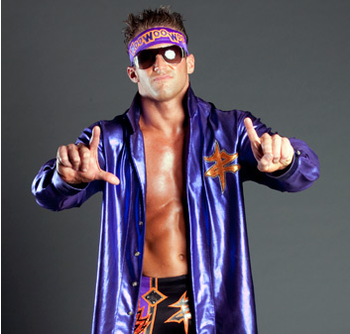 Zack Ryder (photo from wwe.com)