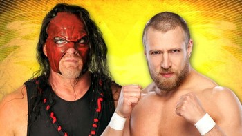 Kane and Daniel (photo from wwe.com)