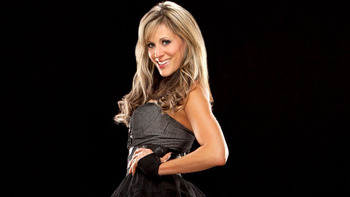 Lilian Garcia (photo from wwe.com)